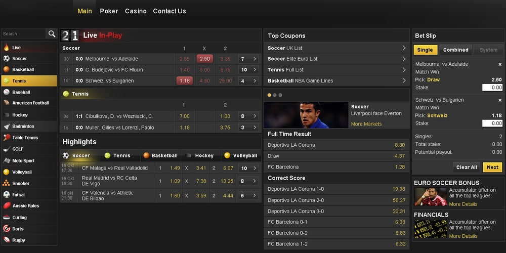 How to create betting website all about sports betting
