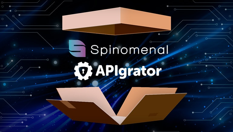 Spinomenal is in the unified protocol for games integration — APIgrator