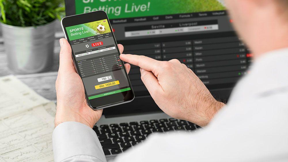 приложение ставки на спорт для андроид
