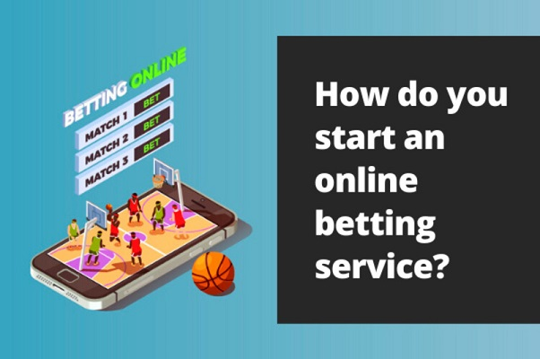 Online betting service: how to start