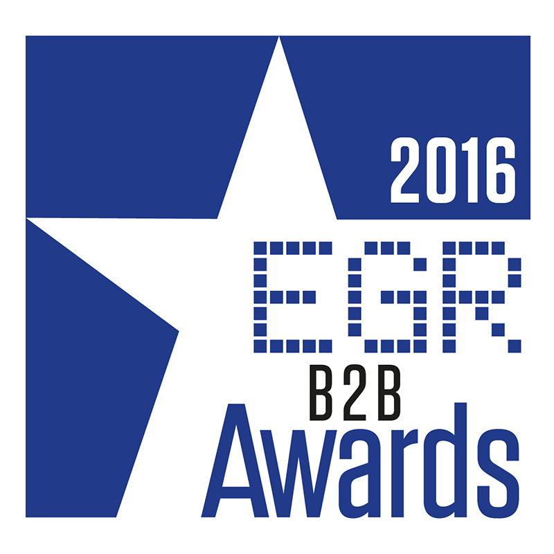 EGR B2B Awards 2016 logo