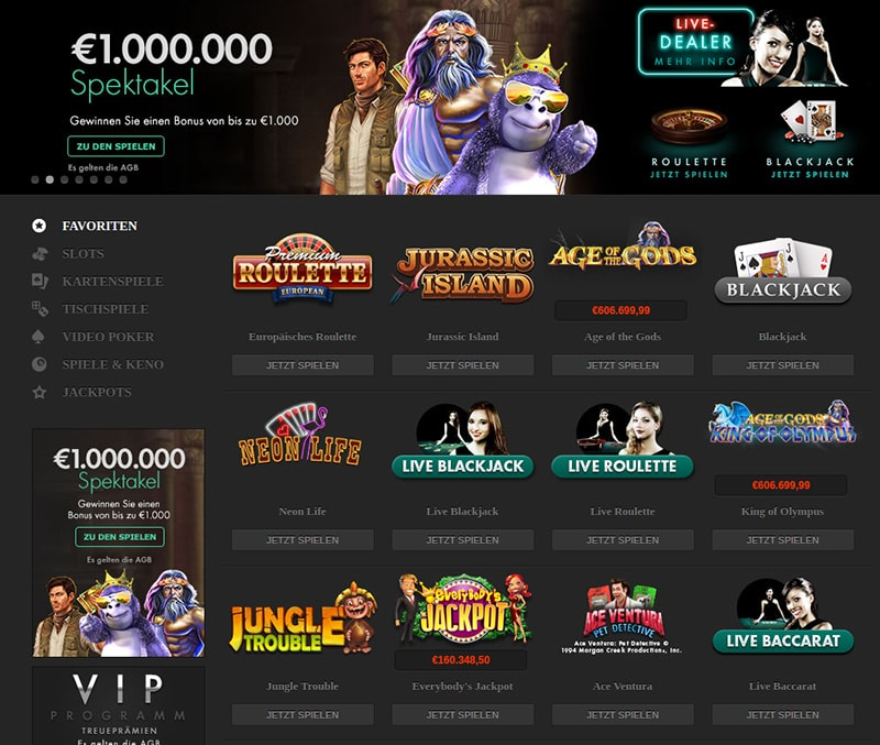Design of Bet365 website