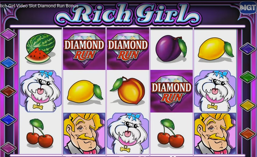 IGT - She's a Rich Girl online game