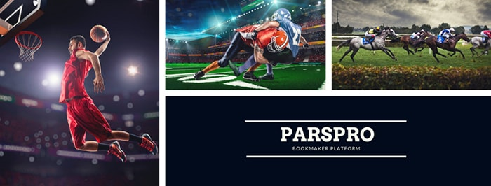 Parspro bookmaker platform for betting business