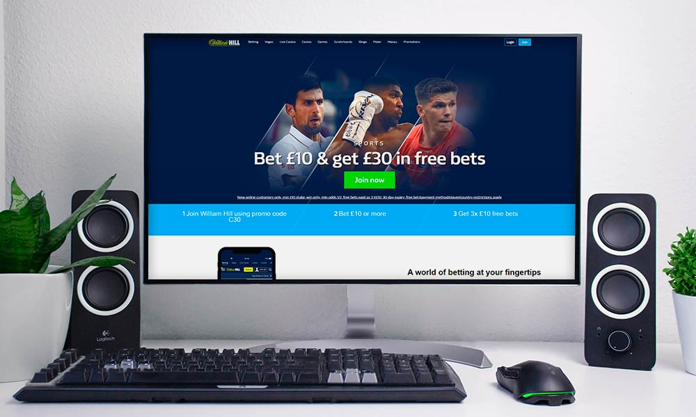 William Hill Online Slots